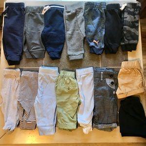 Baby bundle x15 boys pants!